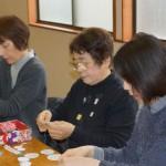 2015.2.22自治会手芸教室NO2